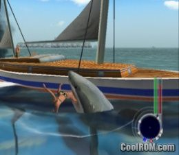 jaws unleashed rom iso download for sony playstation 2 ps2
