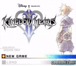kingdom hearts 2 ps2 iso fr