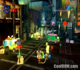 Lego Batman The Videogame Rom Iso Download For Sony Playstation