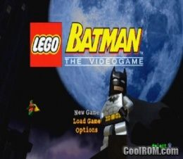 LEGO Batman - The Videogame ROM (ISO) Download for Sony