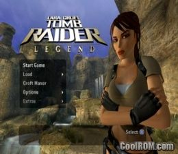 Lara Croft Tomb Raider Legend Rom Iso Download For Sony