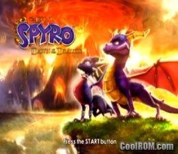 spyro the dragon rom español