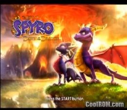 Legend of Spyro, The - Dawn of the Dragon ROM (ISO) Download for