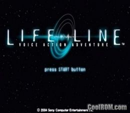 Life Line Rom Iso Download For Sony Playstation 2 Ps2 Coolromcom