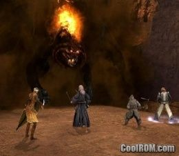 Lord of the Rings, The - The Third Age ROM (ISO) Download for Sony