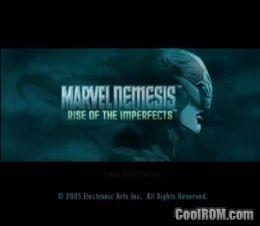 Marvel nemesis psp iso