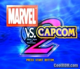 Marvel vs  Capcom 2 - New Age of Heroes ROM (ISO) Download