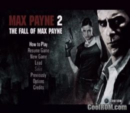 Max Payne 2 The Fall Of Max Payne Rom Iso Download For Sony