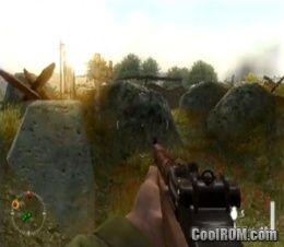 Medal Of Honor Vanguard Rom Iso Download For Sony Playstation 2 Ps2 Coolrom Com