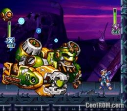 Mega Man X Collection ROM (ISO) Download for Sony