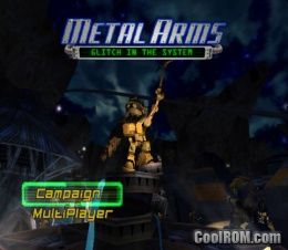 Metal Arms - Glitch in the System ROM (ISO) Download for Sony