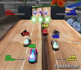 micro machines v4 rom iso download for sony playstation 2 ps2. Black Bedroom Furniture Sets. Home Design Ideas