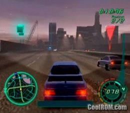 Midnight Club II ROM (ISO) Download for Sony Playstation 2