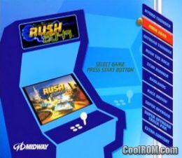 Midway Arcade Treasures iso download