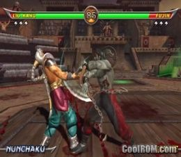 Mortal Kombat - Armageddon (Europe) (En,Fr,De,Es,It) ROM (ISO