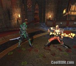 Mortal Kombat - Armageddon ROM (ISO) Download for Sony