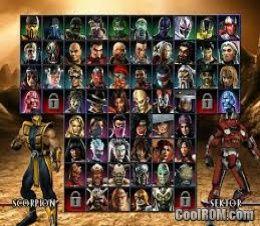 Mortal Kombat - Armageddon - Kollectors Edition (Bonus) ROM (ISO