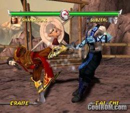 Mortal kombat: deadly alliance screenshots neoseeker.