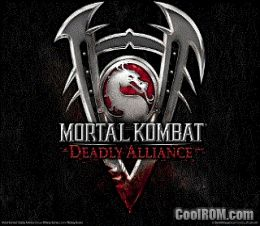 Mortal Kombat - Deadly Alliance ROM (ISO) Download for Sony
