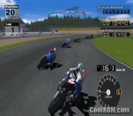 Moto Gp 3 Rom Iso Download For Sony Playstation 2 Ps2 Coolrom Com