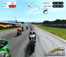 Motogp 08 Rom Iso Download For Sony Playstation 2 Ps2 Coolrom Com