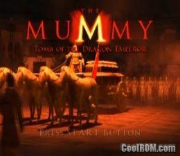 mummy dragon emperor