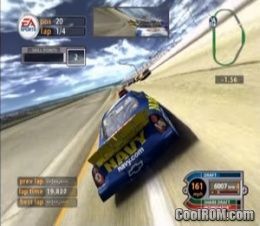 download game nascar rumble racing ppsspp android