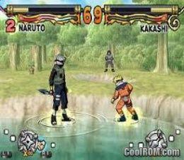 Naruto - Ultimate Ninja ROM (ISO) Download for Sony