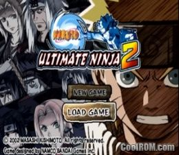 Naruto - Ultimate Ninja 2 ROM (ISO) Download for Sony