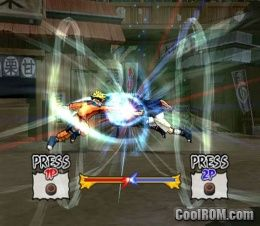 Naruto - Ultimate Ninja 3 ROM (ISO) Download for Sony Playstation 2