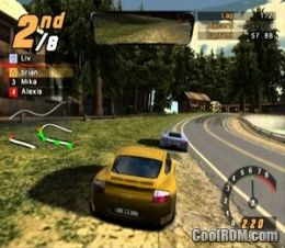 Need For Speed Hot Pursuit 2 Rom Iso Download For Sony Playstation 2 Ps2 Coolrom Com
