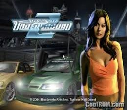 Need For Speed Underground 2 Rom Iso Download For Sony Playstation 2 Ps2 Coolrom Com