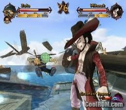 One Piece - Grand Adventure ROM (ISO) Download for Sony
