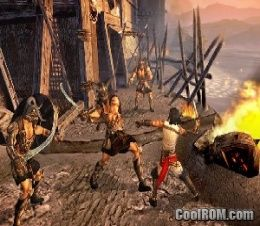 Prince Of Persia The Two Thrones Rom Iso Download For Sony