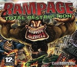 Rampage Total Destruction Rom Iso Download For Sony