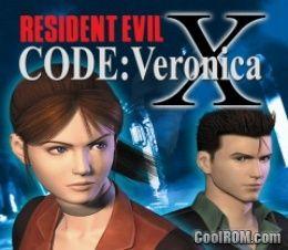 resident evil outbreak rom