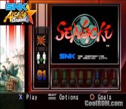 snk arcade classics vol 1 psp iso