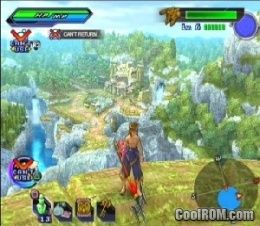 Shining Force EXA ROM (ISO) Download for Sony Playstation 2 / PS2