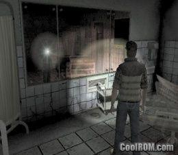 Silent Hill Origins Psp Rom