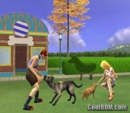 Sims 2, the rom (iso) download for sony playstation 2 / ps2.