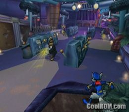 Sly Cooper and the Thievius Raccoonus ROM (ISO) Download for Sony