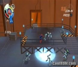 Spider-Man - Friend or Foe ROM (ISO) Download for Sony