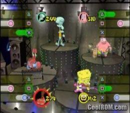 descargar spongebob squarepants lights camera pants para pc