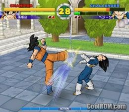Super DragonBall Z ROM (ISO) Download for Sony Playstation 2