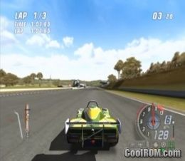 Toca Race Driver 3 Rom Iso Download For Sony Playstation 2 Ps2