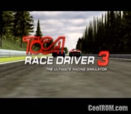 TOCA Race Driver 3 ROM (ISO) Download for Sony Playstation 2