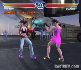 Tekken 4 damon ps2 pro emulator oneplus 5t android gameplay.