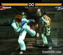 Tekken 5 Rom Iso Download For Sony Playstation 2 Ps2 Coolrom Com