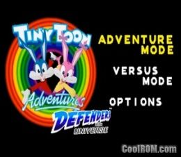 Tiny Toon Adventures - Defenders of the Universe ROM (ISO) Download