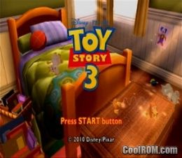 Toy Story 3 ROM (ISO) Download For Sony Playstation 2 / PS2 - CoolROM.com